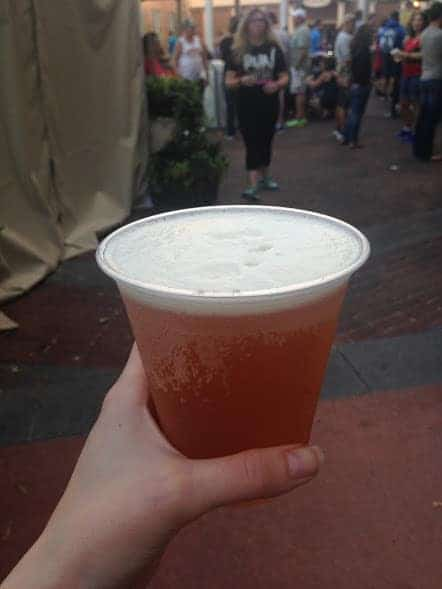 24 Hours in EPCOT Beer America
