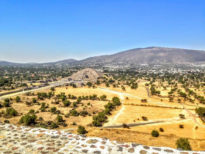 24 hours with teotihuacan
