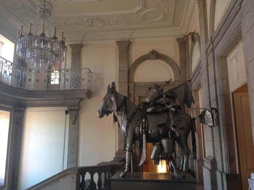24 hours in Porto Museu Nacional Soares dos Reis