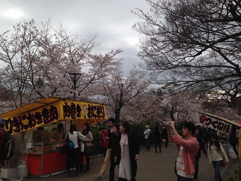 Southern Higashiyama maruyama park