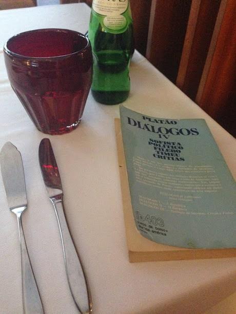 Restaurante Book porto portugal