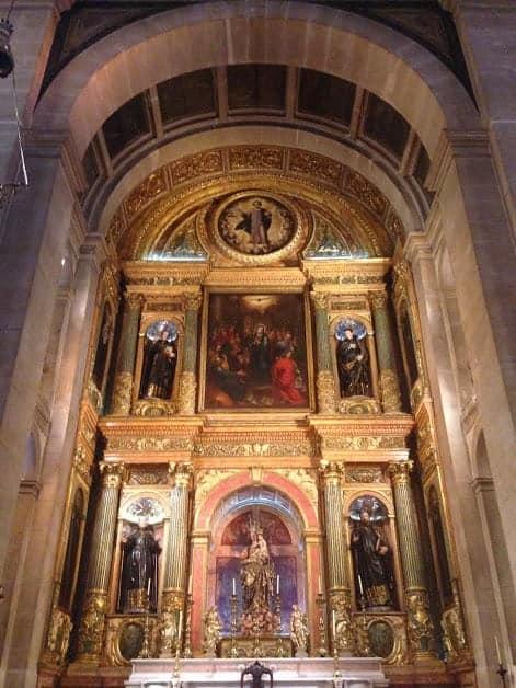 Sao Roque Church