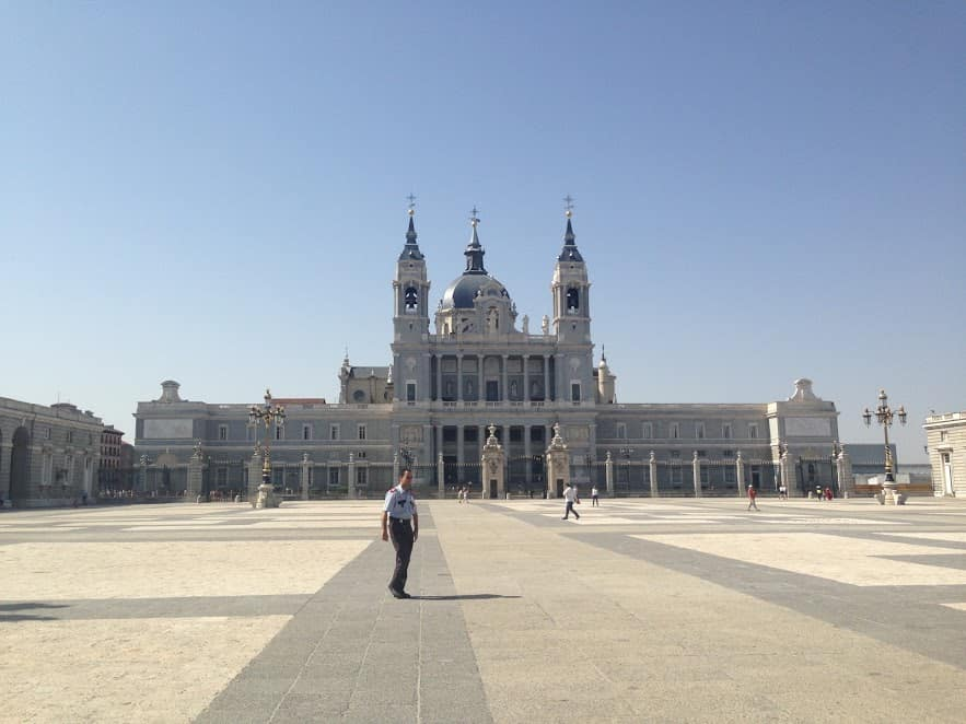 24 hours in Madrid Palace