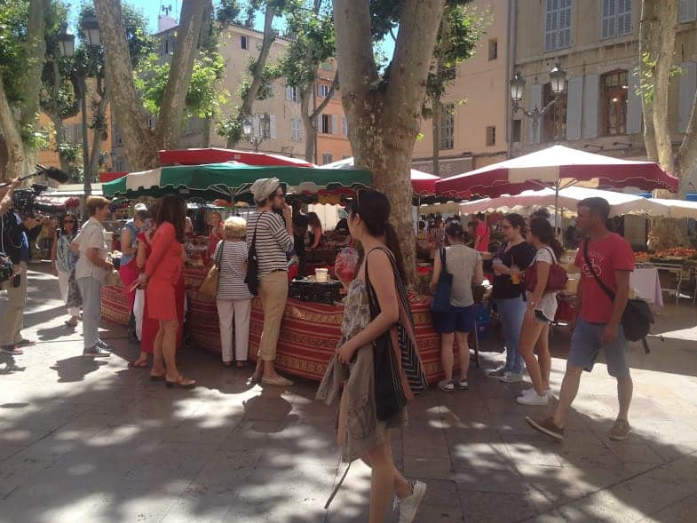 24 hours in provence aix-en-provence