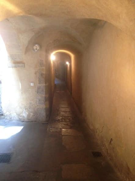 Vieux Lyon traboules