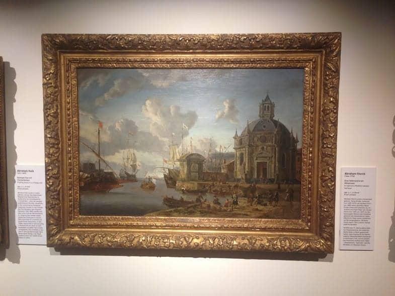 Hamburg Maritime Museum