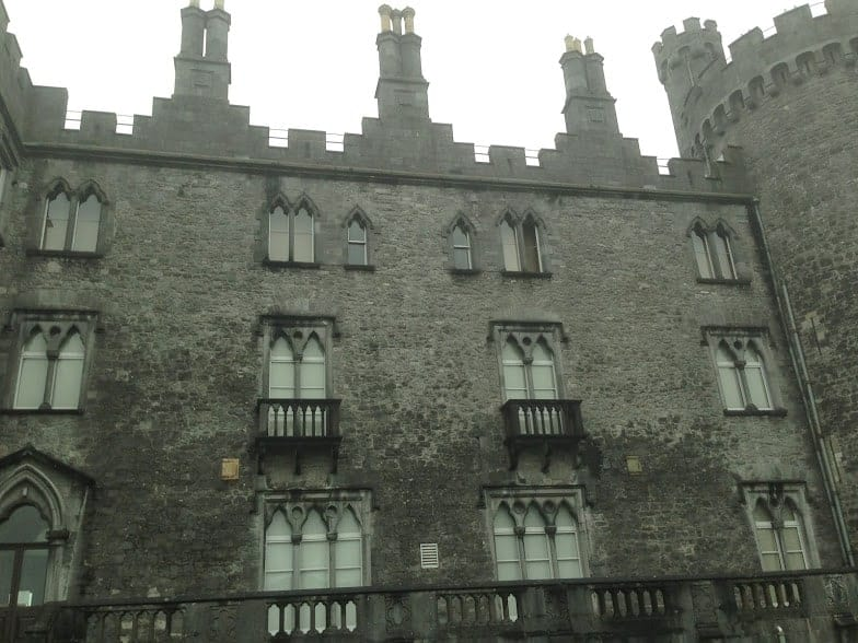 Kilkenny Castle Top