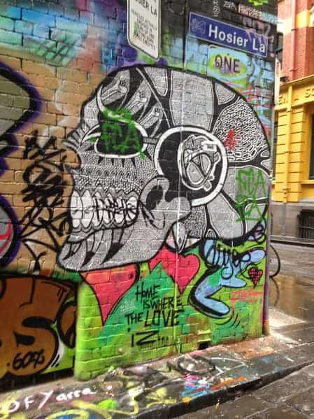 24 hours in Melbourne