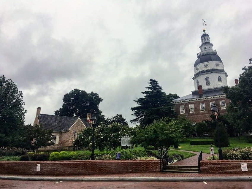 24 hours in annapolis
