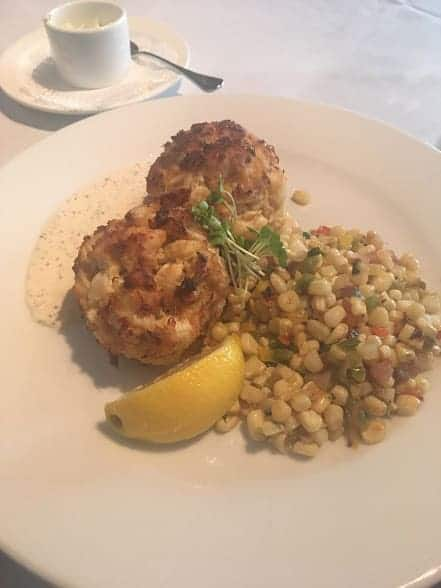 crab cakes o'leary's