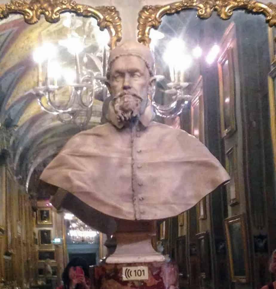 Galleria Doria Pamphilij Bust