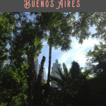 A Perfect Buenos Aires Itinerary 2