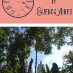 A Perfect One Day in Buenos Aires Itinerary 5