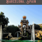 A Perfect Barcelona Itinerary 2