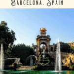 A Perfect Barcelona Itinerary 3