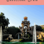 A Perfect Barcelona Itinerary 4