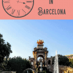 Top 10 Most Beautiful Places in Barcelona (Approximately) 5