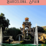 A Perfect Barcelona Itinerary