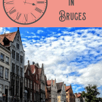 1 Perfect One Day in Bruges Itinerary 5