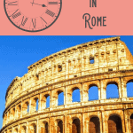 A Perfect 24 Hours in Rome 5