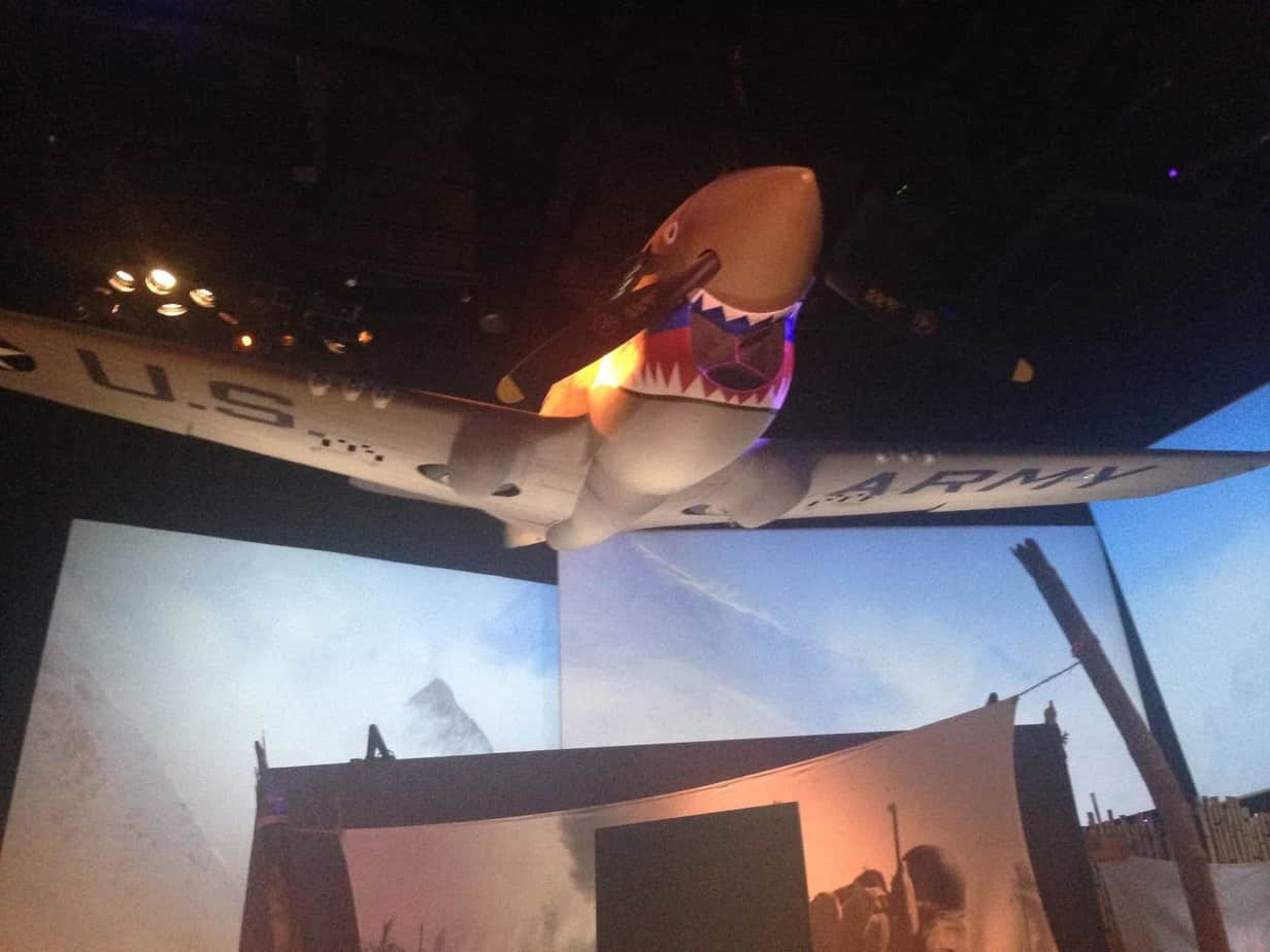 new orleans world war ii museum warhawk