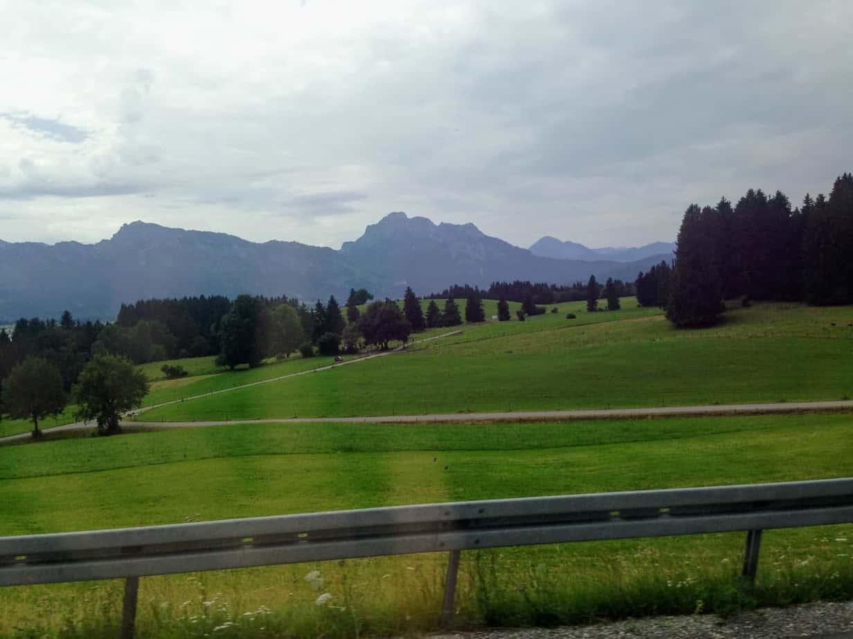 Munich to Neuschwanstein trip