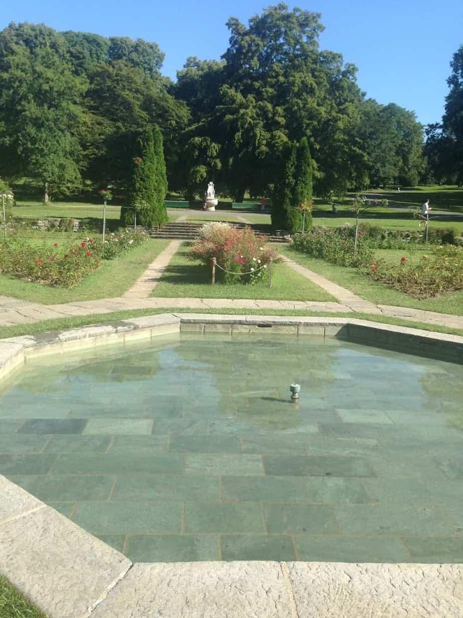 Parc de la Grange Geneva