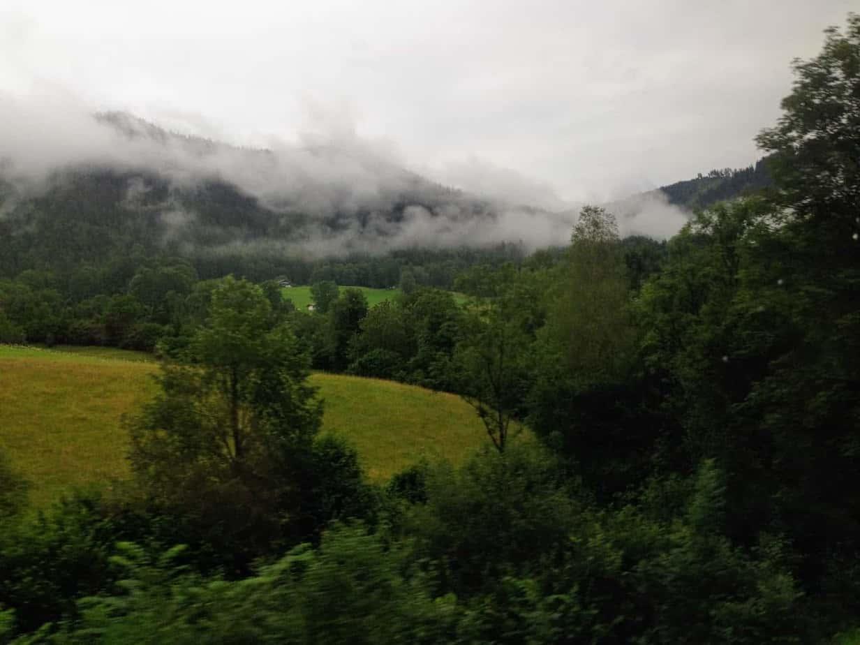 24 hours around Salzburg
