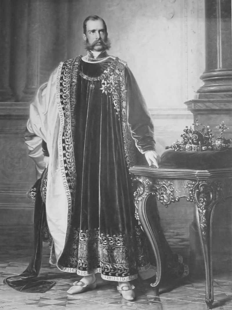 frank joseph austria