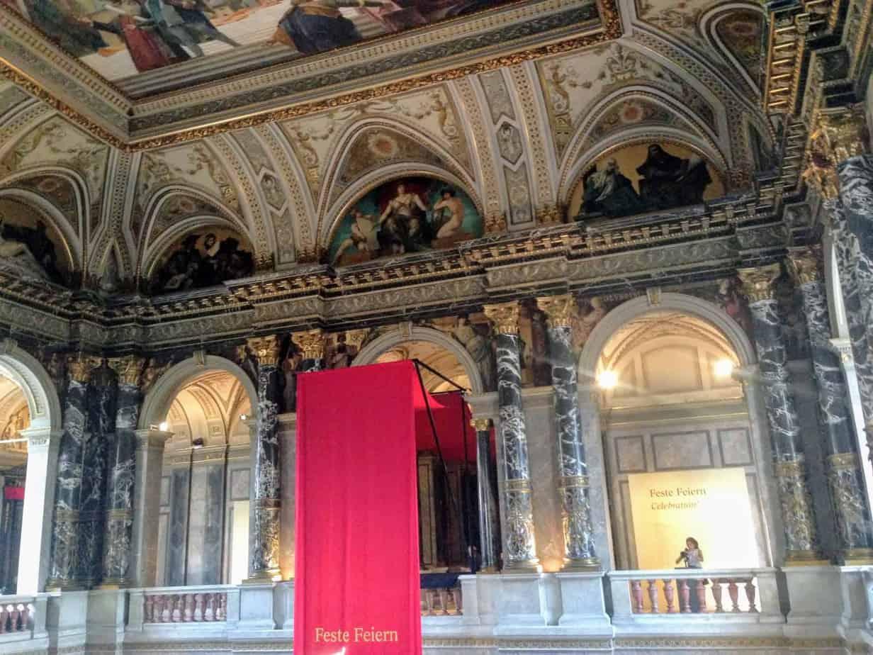 Klimt Kunsthistoriches Museum Vienna