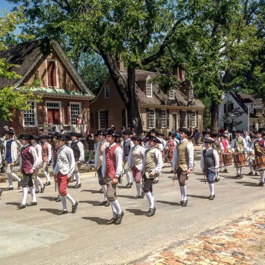24 hours in colonial williamsburg
