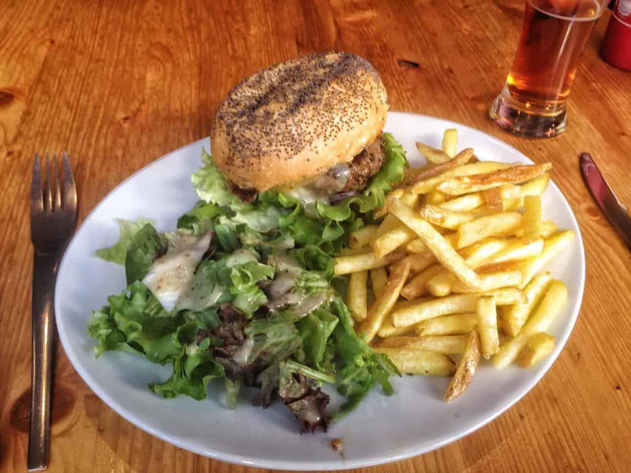 Valaisan burger inglewood