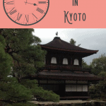 One Day in Kyoto 1