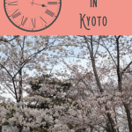 24 Hours in Kyoto Japan 1