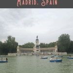 One Day in Madrid Itinerary 2