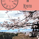 Kyoto 1 Day Itinerary 1