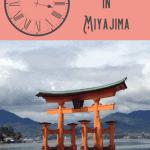 24 Hours: Hiroshima to Miyajima Day Trip 1