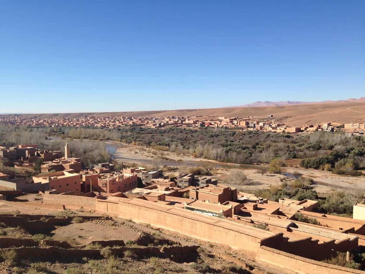 24 hours in Ait Ben haddou kasbah morocco