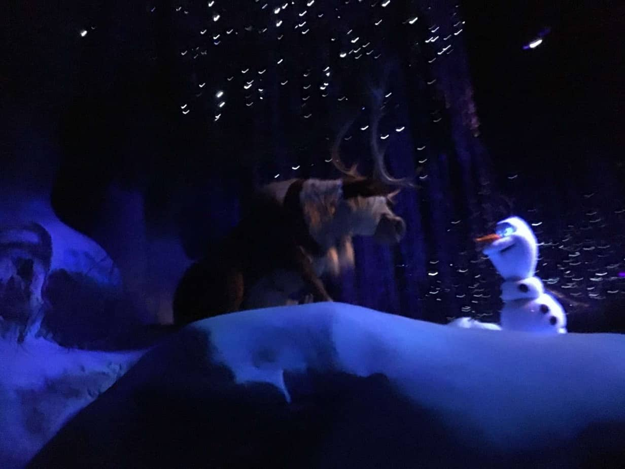 epcot frozen ever after