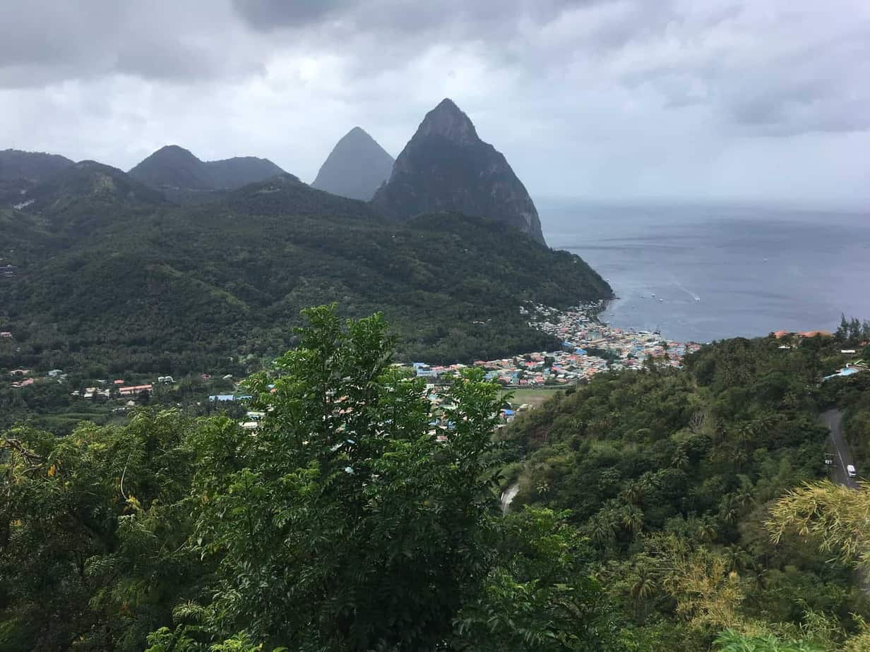 24 hours in st lucia shore excursion tours