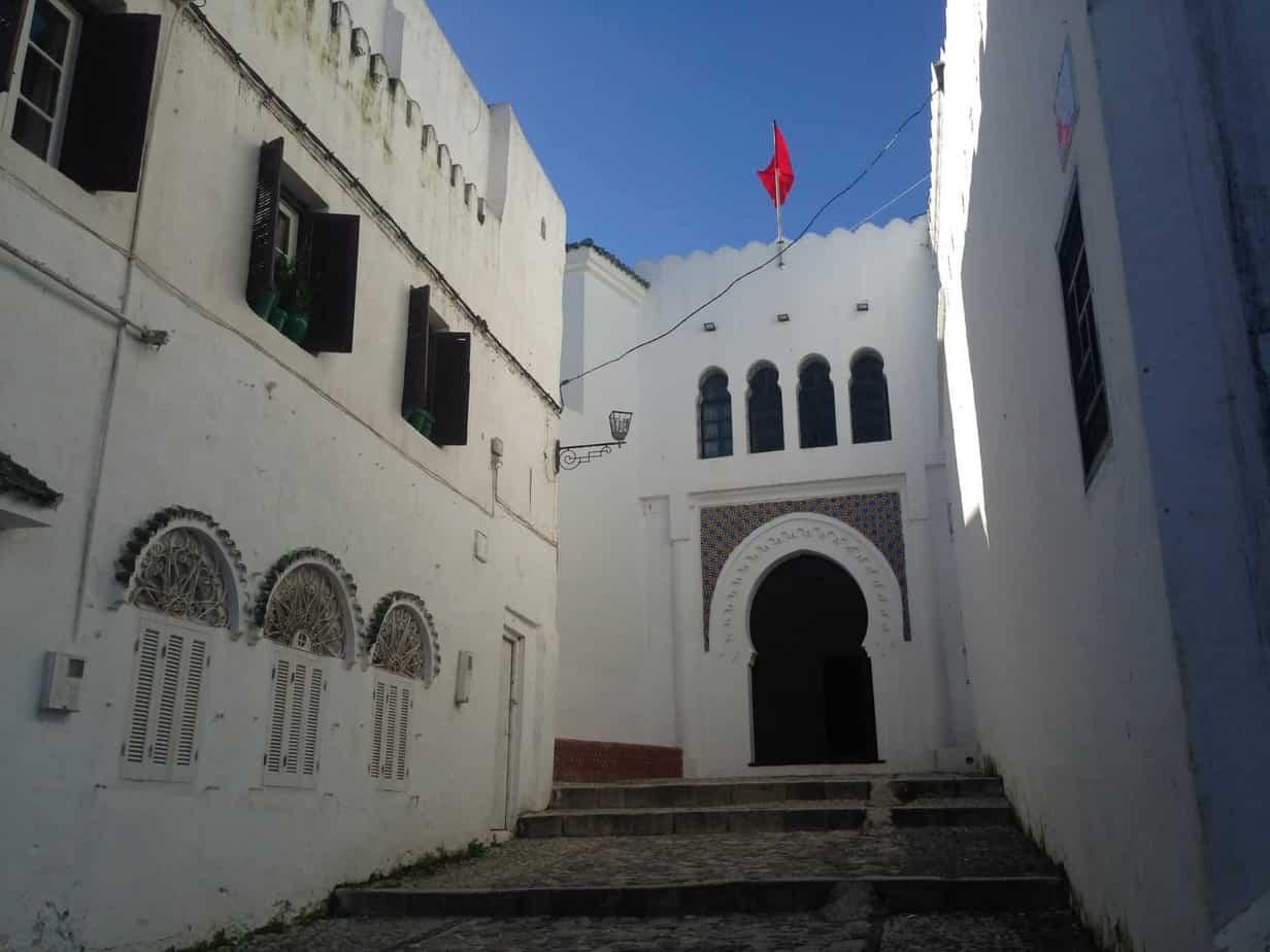 24 hours in tangier Kasbah Museum