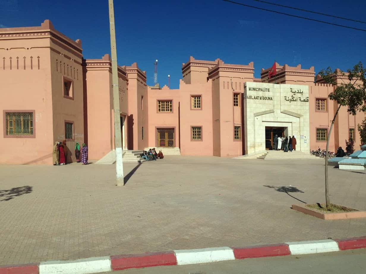 24 hours in Ait Benhaddou