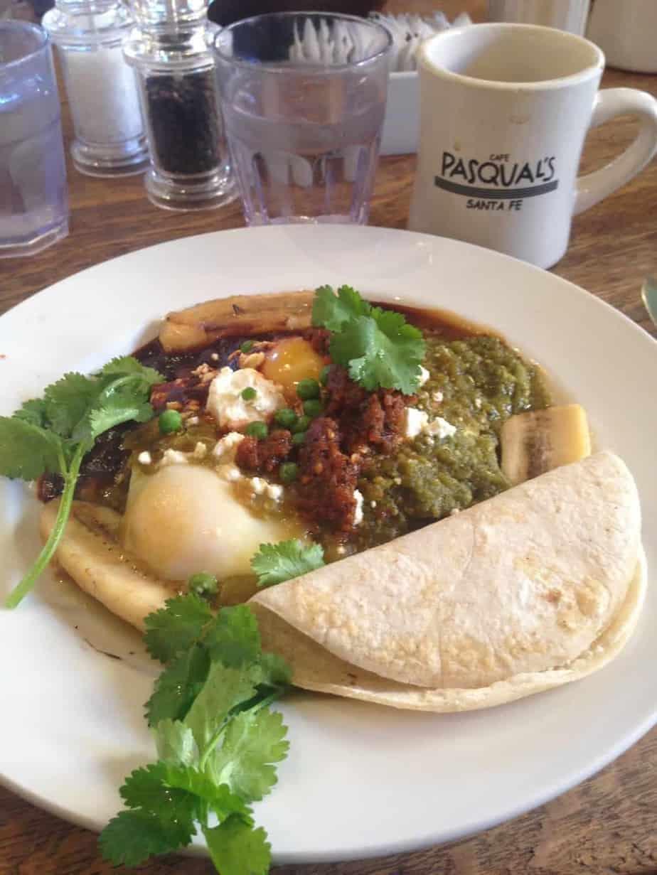 Cafe Pasqual Santa Fe
