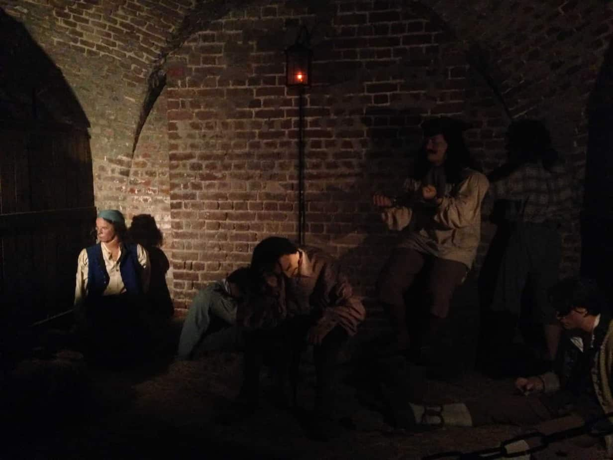 24 hours in Charleston provost dungeon
