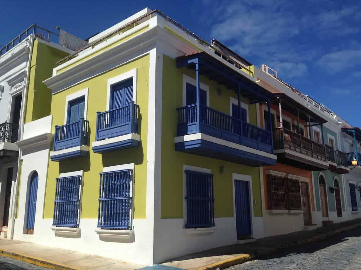 24 Hours in San Juan