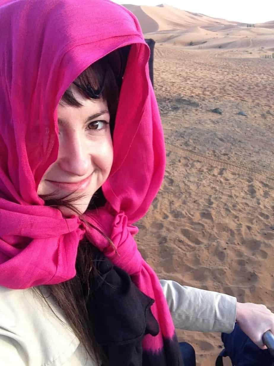 24 hours in the Sahara Desert