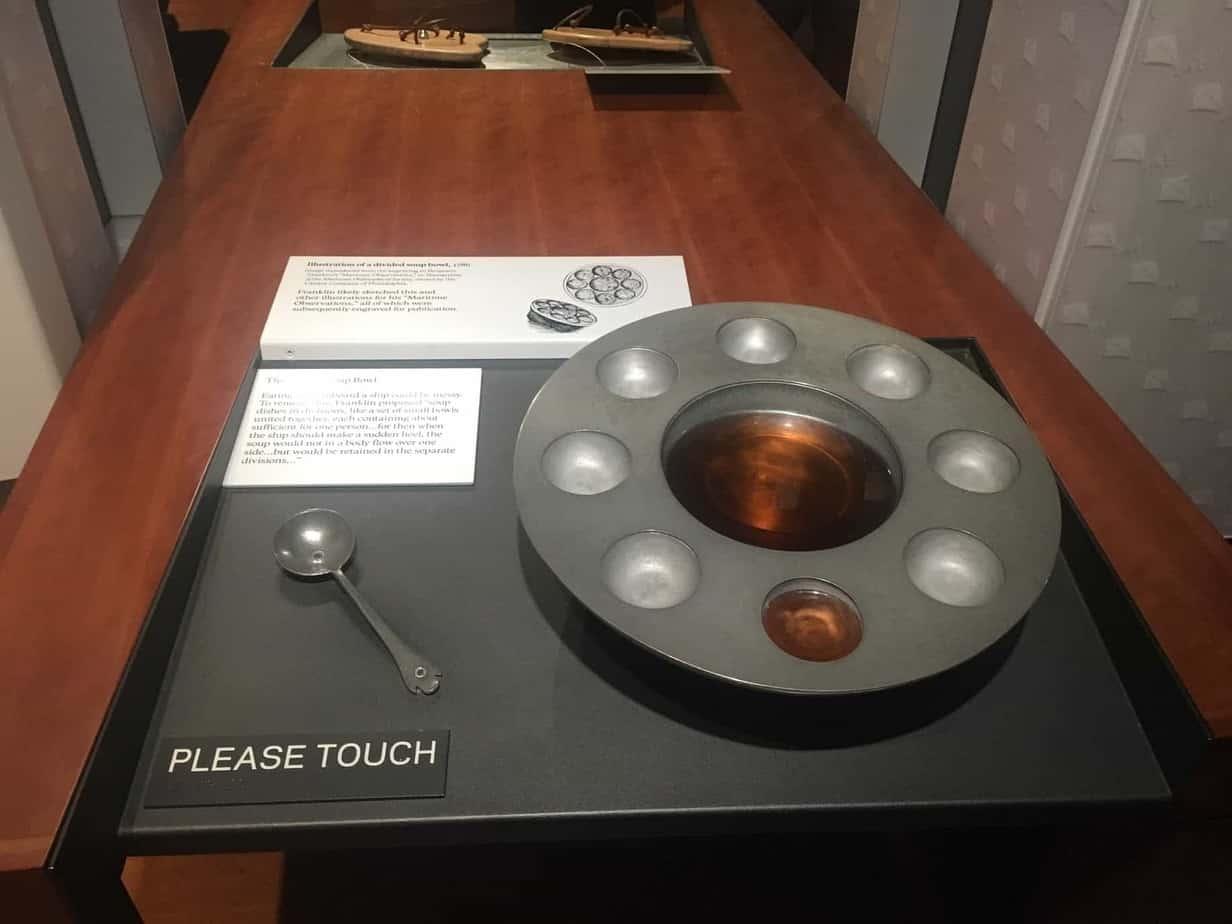 benjamin franklin museum philadelphia