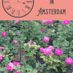 One Day in Amsterdam Itinerary 1