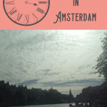 A Perfect 24 Hours in Amsterdam 1