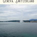 24 Hours in Geneva, Switzerland 3